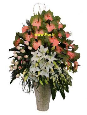 گلدان 518