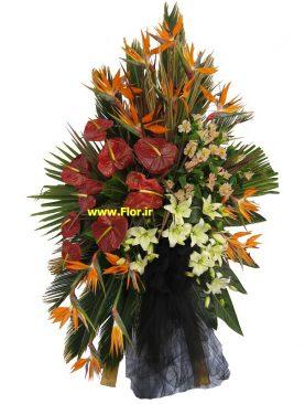 گل ترحیم 323