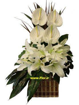 گل ترحیم 350