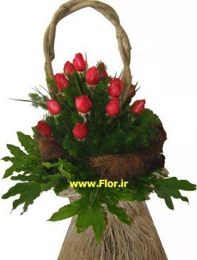 دسته گل 412