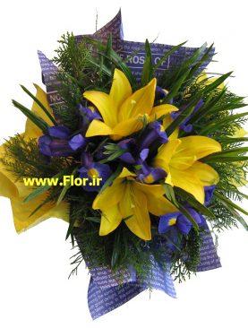 دسته گل 423
