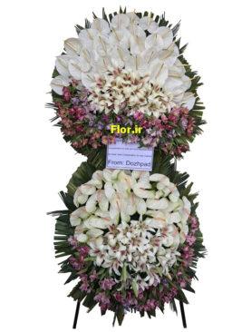 سبد گل بزرگ و تشریفاتی 274