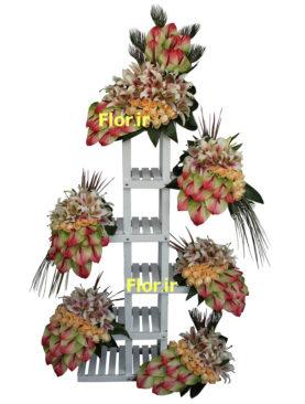 سبد گل بزرگ و تشریفاتی 271