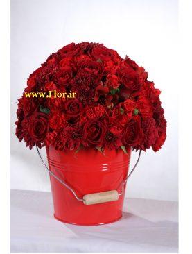 گلدان 521
